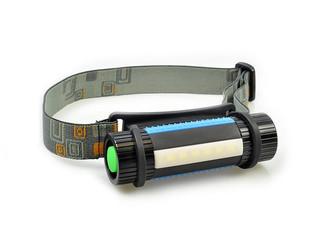 Solight LED ruční a čelová svítilna 2v1, 90 + 140lm, 3x AAA, WL105
