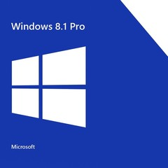 Microsoft Windows 8.1 Pro, 32-bit, CZ, FQC-06984