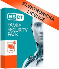 ESET Family Security Pack, EFSP003N1