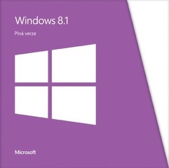 Microsoft Windows 8.1, 32-bit, CZ, WN7-00655