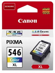 Originální inkoust Canon CL-546XL (8288B001), barevný, 13 ml.
