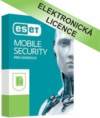 ESET Mobile Security 1 licence na 1 rok, EMAV001N1