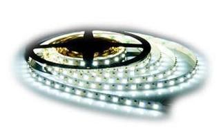 Solight LED světelný pás, 5m, SMD2835 60LED/ m, 12W/ m, IP20, studená bílá