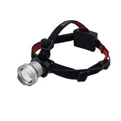 Solight LED čelová svítilna, 300lm, Cree XPG R5, fokus, 3x AA, WH21