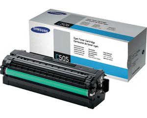 Originální toner Samsung CLT-C505L, SU035A