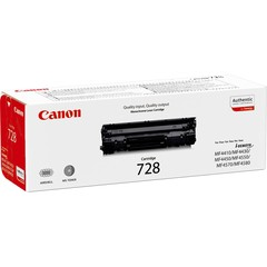 Originální toner Canon CRG-728