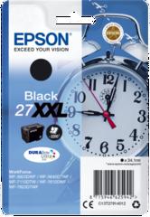 Originální inkoust Epson 27XXL BK, C13T27914012