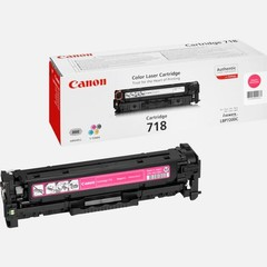 Originální toner Canon CRG-718M purpurový (2660B002)