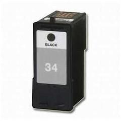 Kompatibilní inkoust s Lexmark 18C0034 č. 34 černý
