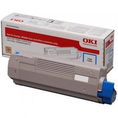 Originální toner OKI 46508715 azurový (1 500 stran)