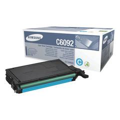 Originální toner Samsung CLT-C6092S (SU082A)