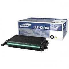 Originální toner Samsung CLP-K660A, (ST899A)