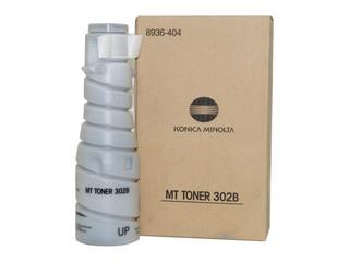 Originální toner Konica Minolta MT302B, MT-302B, 8936404