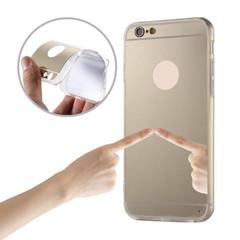 Plastové pouzdro MIRROR pro Huawei Mate 10 Lite - zlaté