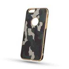 Plastové pouzdro pro Iphone X - armádní zelené