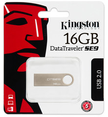 Kingston DataTraveler DTSE9H/16GB