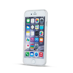 Silikonové pouzdro Mercury Clear Jelly pro Samsung S8 PLUS transparent