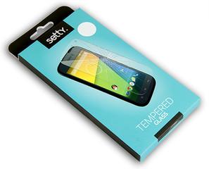 Tvrzené sklo SETTY pro Sony Xperia E4