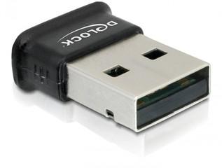 Delock Bluetooth V4.0 adaptér, USB 2.0, duální mód
