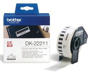 Originální filmová role Brother DK-22211