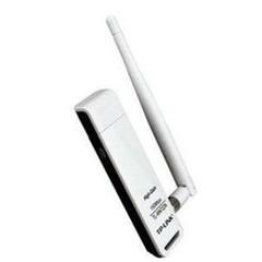 TP-LINK TL-WN722N, Wi-Fi síťová karta, 4dbi externí anténa, 150Mbps, USB