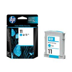 Originální inkoust HP 11 (C4836A), azurový