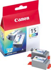 Originální inkoust Canon BCI-15C, 8191A002, dvojbalení