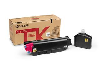 Originální toner Kyocera TK-5270M