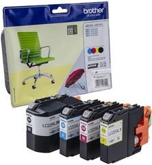 Originální inkousty Brother LC-229XL / LC-225XL multipack