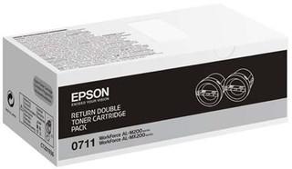 Originální toner Epson 0711, C13S050711
