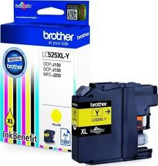Originální inkoust Brother LC-525XL Y