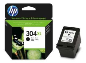 Originální inkoust HP 304XL (N9K08AE) černý