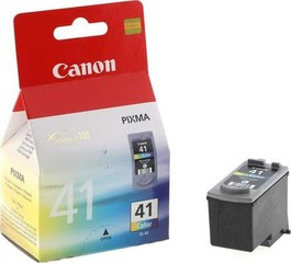 Originální inkoust Canon CL-41 barevný (0617B001)