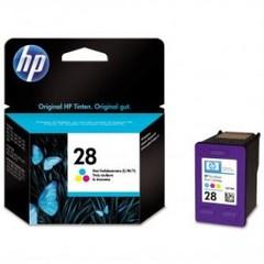 Originální inkoust HP 28 (C8728A)