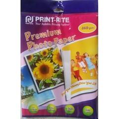 Lesklý fotopapír A4/260g
