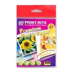 Lesklý vodě odolný fotopapír A4/150g