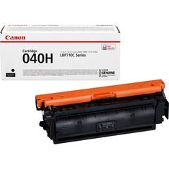 Originální toner Canon 040HBk (0461C001), černý