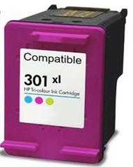 Kompatibilní inkoust s HP CH564EE (HP301XL) barevný