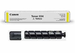 Originální toner Canon 034Y (9451B001), žlutý