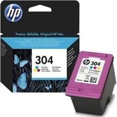 Originální inkoust HP 304 (N9K05AE) barevný
