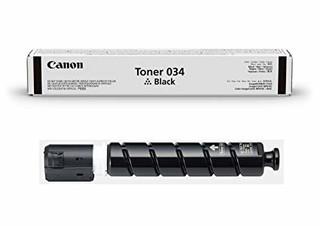 Originální toner Canon 034BK (9454B001), černý
