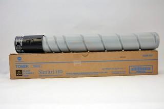 Originální toner Konica Minolta TN-321K, A33K150
