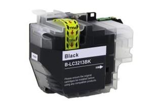 Kompatibilní inkoust s Brother LC-3213BK / LC-3211BK černý