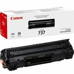 Originální toner Canon 737, CRG-737, 9435B002