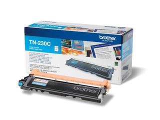 Originální toner Brother TN-230C modrá