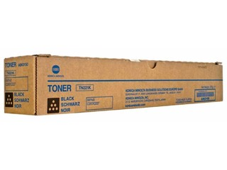 Originální toner Konica Minolta TN-221K, A8K3150