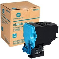 Originální toner Konica Minolta TNP22C, TNP-22C, A0X5452, modrý