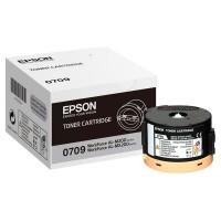 Originální toner Epson 0709, C13S050709