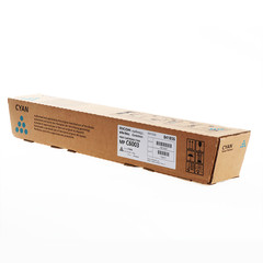 Originální toner Ricoh 841856, azurový