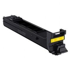 Kompatibilní toner s Konica Minolta MC4690 (A0DK252), žlutý, 8 000 str.